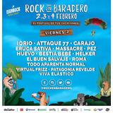 Entrada Rock En Baradero Día 1 Ticket Electrónico