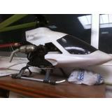 Helicoptero Control Remoto A Gasolina Con Control Remoto