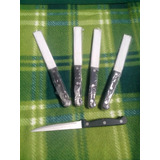Set De 5 Cuchillos Para Parrilla Holstein