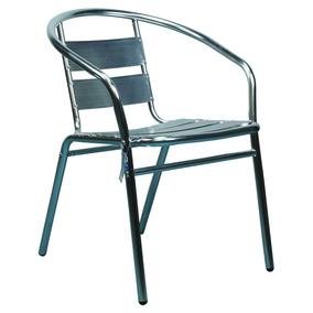 Cadeira Alumínio Piscina Jardim Varanda