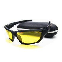 Óculos Night Drive P/ Dirigir A Noite Uv 400 Polarized