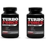 Turbo Force Suplemento - 2 Potes - 120 Cápsula