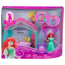 Oferta Ariel La Sirenita Castillo 2 En 1 Disney Princesas