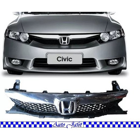 Grade Dianteira Completa Honda New Civic 2009 2010 2011