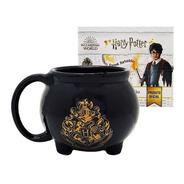 Caneca 3d Caldeirão Hogwarts   Bruxo   Harry Potter Oficial