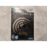 Wii The Conduit Special Edition (no Halo,metroid,mario)
