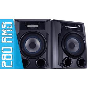 Caixas De Som Philips 280 Rms Novas