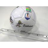 Bola Mini Copa 2018 Licenciada Fifa Mascote Zabivaka cbd5bfe57a631