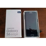 Caja Samsung S6 Edge 32gb Accesorios