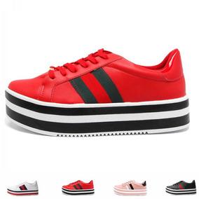 3b0265539 Tenis Vizzano - Sapatos Vermelho no Mercado Livre Brasil