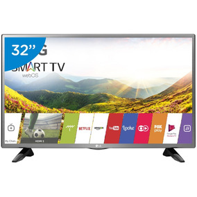 Smart Tv Led Lg 32 Hd 32lj600b Wi-fi