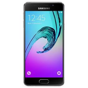 Samsung A3 2016 Negro 4g 16gb 13mpx 4.7 + Sim Claro Prepago