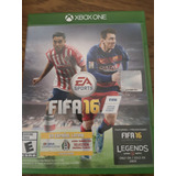 Fifa 16 Xbox One Seminuevo
