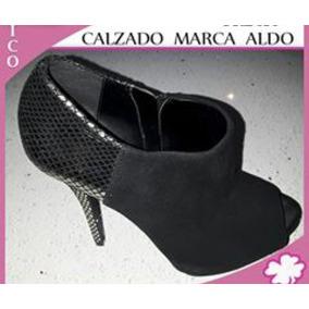 Zapatos Botines Sandalias Aldo, Nuevo. Talla 36