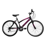 Bicicleta Niña Rin 24 En Aluminio 18 Cambios