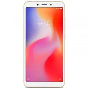 Celular Xiaomi Redmi 6 32gb Dorado