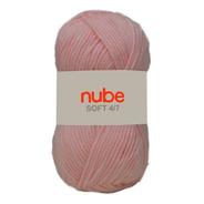 Hilado Nube Soft 4/7 X 1 Ovillo - 100 Grs. Por Color