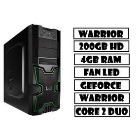 Computador Pc Gamer Warrior Lol, Dota, Pointblank, Minecraft