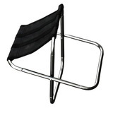 Portátil Plegable Silla Aluminio Taburete Al Aire Libre Pes