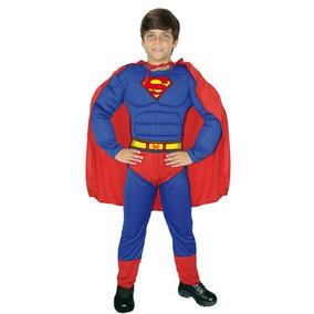 Disfraz Superman Marca Carnavalito