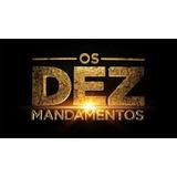 Dvd Novela Os Dez Mandamentos, Em 42 Dvds As Duas Temporadas