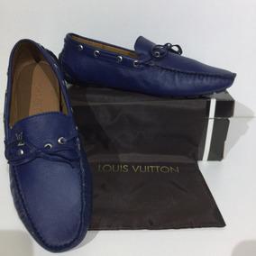 1fc34b0cb Liverpool Zapatos Para Chef Louis Vuitton - Zapatos de Hombre Azul ...