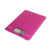 Báscula Alimentos Escali Arti Con Display 7kg Color Rosa