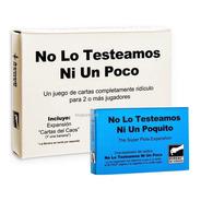 No Lo Testeamos Ni Un Poco +nltnu Poquito Previa Mesa Bureau