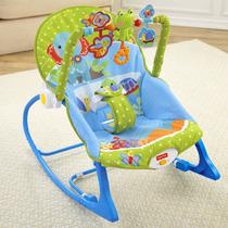 Cadeira De Balanço Minha Infância Bosque Fisher Price