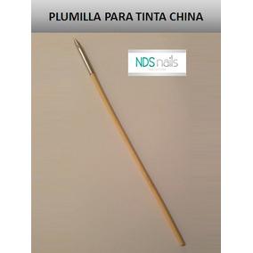 Plumilla Para Tinta China Jh Nails