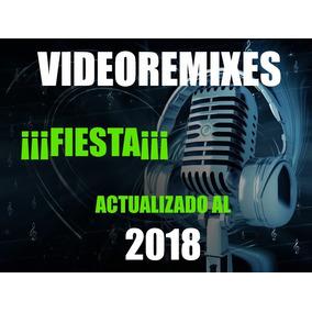 Vídeos Mezclados +video Remixes + Actualización Rockola 2018