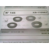 Kits Bomba Frenos Renault- /19/clio (98_ 2009)