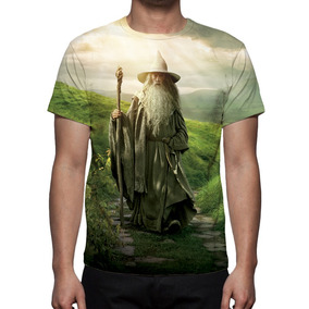 Camiseta - O Hobbit - Gandalf