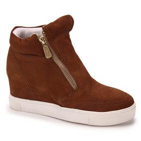 Tênis Sneaker Feminino Bottero - Caramelo