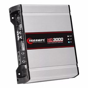 Módulo Amplificador Taramps Dsp 3000 Compact Vai Nova Hd3000