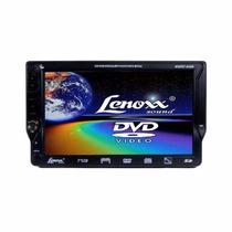 Dvd Player Tela Destacável 7 Ad-1836 Lenoxx (mostruário)
