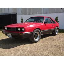 Ford Mustang Burbuja Fastback 1983 Totalmente Restaurado