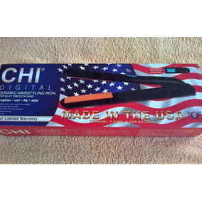 Plancha Cabello Chi Digital Made In Usa