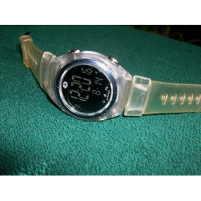 Odm Reloj Digital Alarma Luz Dual Time