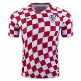 Nova Camisa Da Croácia Seleção Pronta Entrega Croacia Frete