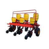 Plantadeira E Adubadeira 3 Linhas Para Milho - Hidráulico