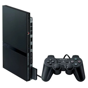 Ps2 Slim Playstation 2 Chipeada + Joystick 32 Gb