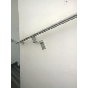 Corrimao De Aluminio Polido Para Escada Mt Linear