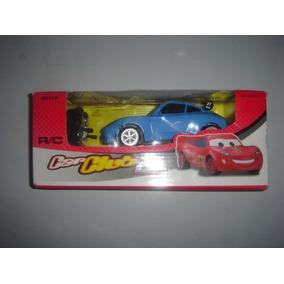 Carro Deportivo(a Control)-serie Cars 2 Modelo Especial