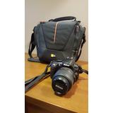 Vendo Kit Com Máquina Nikon D3100