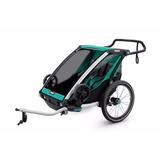 Carrito Para Dos Bebés Para Bicicleta Thule Lite