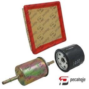 Kit Filtros Ar Combustível Óleo Chery Qq 1.1 16v Imperdível!