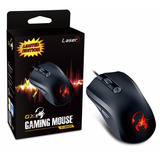 Mouse Gamer Genuis Retroiluminado Gx X-g600