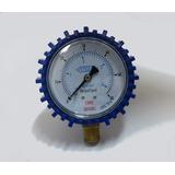 Manômetro Para Calibrador De Pneus Steula - 60psi