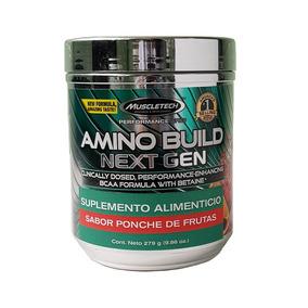 Aminoacidos Muscletech Amino Build 279 G